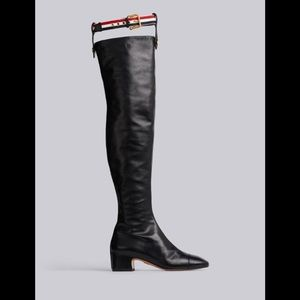 THOM BROWN OVER THE KNEE BOOT